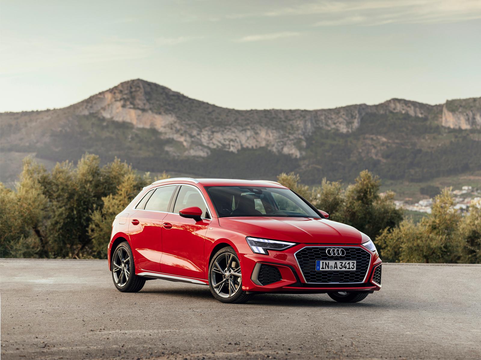 Audi A3 Sportback Genuine Edition 35TFSI