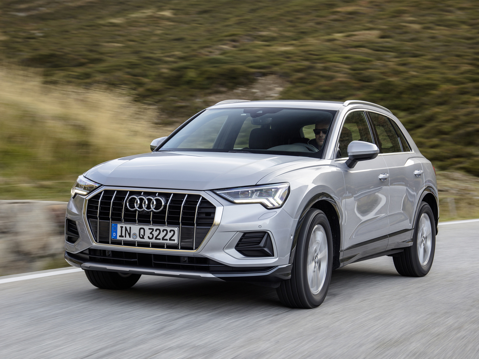 Audi Q3 Advanced 35TFSI