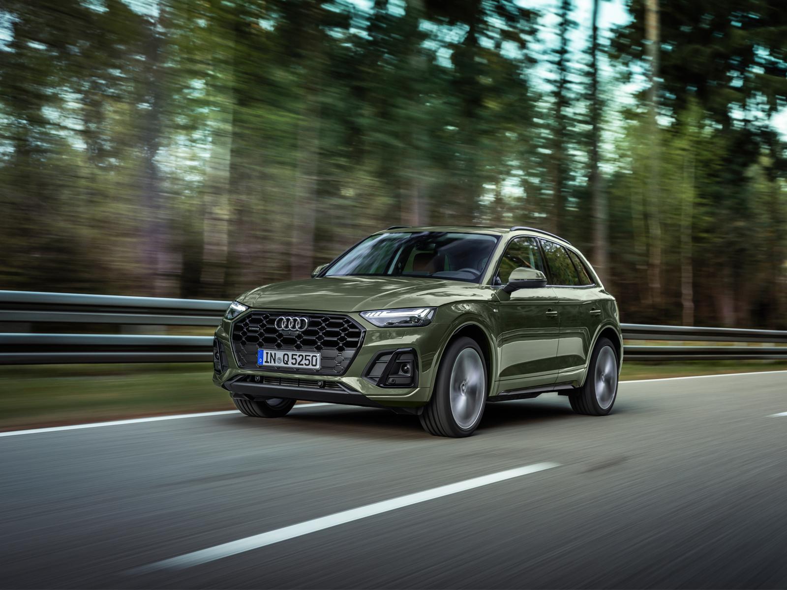 Audi Q5 Genuine Editon 40TDI quattro S tronic